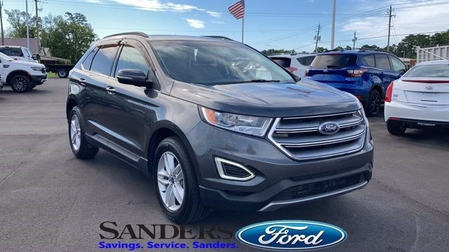 Ford Edge Sel In Jacksonville Nc Sanders Ford