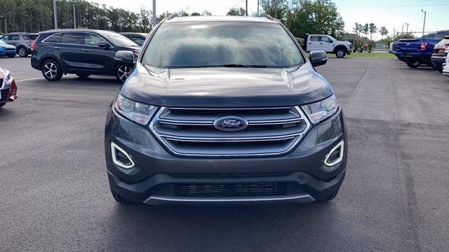Ford Edge Sel In Jacksonville Nc Sanders Ford